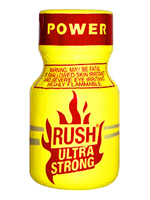 A rush poppers bottle.